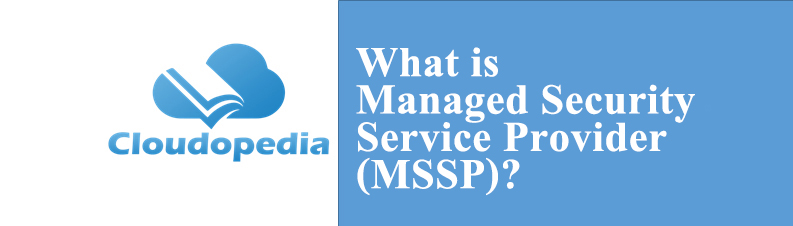 Definition of Managed Security Service Provider (MSSP)