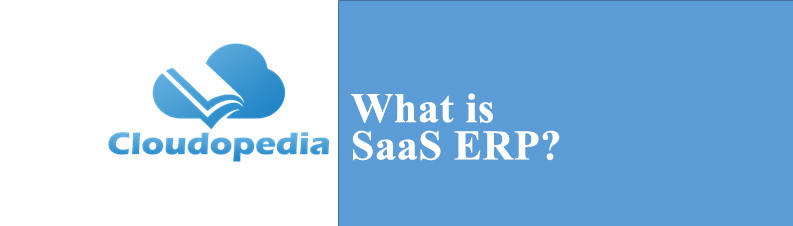 Definition of SaaS ERP