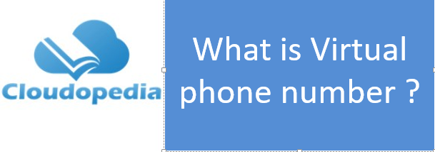 Definition of Virtual phone number